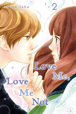 LOVE ME, LOVE ME NOT -  (V.A) 02