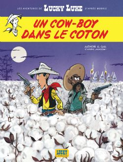 LUCKY LUKE -  UN COW-BOY DANS LE COTON 09