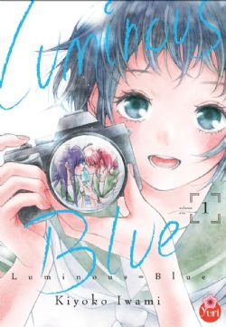 LUMINOUS BLUE -  (V.F.) 01