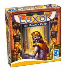 LUXOR -  THE MUMMY'S CURSE (MULTILINGUE)