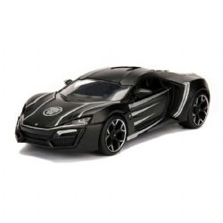 LYKAN -  LYKAN HYPERSPORT 1/32 - COULEUR BLACK PANTHER -  AVENGERS