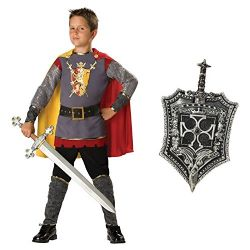 MÉDIÉVALE -  COSTUME DE CHEVALIER LOYAL (ENFANT) -  CHEVALIERS