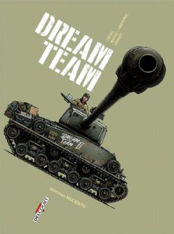 MACHINES DE GUERRE -  DREAM TEAM - SHERMAN M4A3E8(76) 03