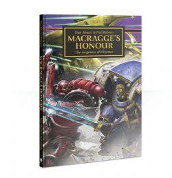 MACRAGGE'S HONOUR : THE VENGEANCE OF ULTRAMAR (ANGLAIS) -  THE HORUS HERESY