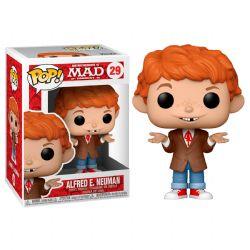 MAD -  FIGURINE POP! EN VINYLE DE ALFRED E. NEUMAN (10 CM) 29