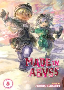 MADE IN ABYSS -  (V.A.) 05