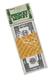 MAFIA -  FAUSSE ARGENT - 100$ (PAQUET DE 50)