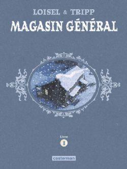 MAGASIN GÉNÉRAL -  INTÉGRAL 01