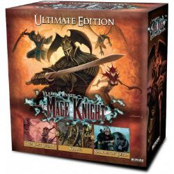 MAGE KNIGHT -  ULTIMATE EDITION (ANGLAIS)