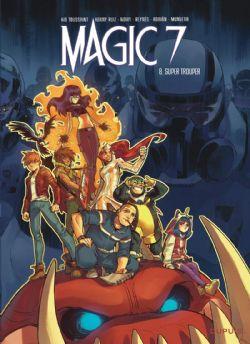 MAGIC 7 -  SUPER TROUPER 08