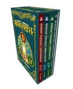 MAGIC KNIGHT RAYEARTH -  25TH ANNIVERSARY MANGA BOX SET 02