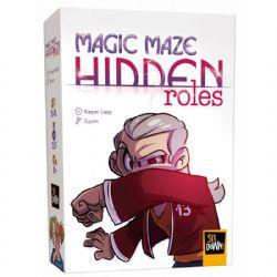 MAGIC MAZE -  HIDDEN ROLES (FRANÇAIS)