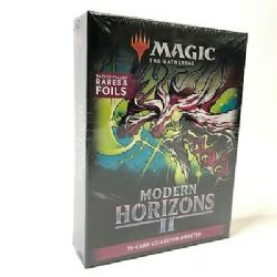 MAGIC THE GATHERING -  15-CARD COLLECTOR BOOSTER BOX (ANGLAIS) -  MODERN HORIZONS II