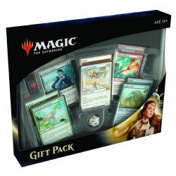 MAGIC THE GATHERING -  BOÎTE CADEAU (4P15 + 5 PREMIUM LANDS + 5 EXCLUSIVE CARDS)