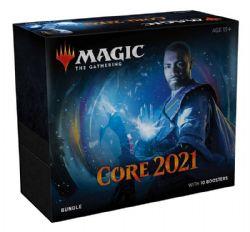 MAGIC THE GATHERING -  BUNDLE (10 BOOSTERS) -  CORE SET 2021