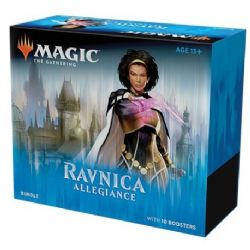 MAGIC THE GATHERING -  BUNDLE (10 BOOSTERS) -  RAVNICA ALLEGIANCE