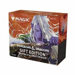 MAGIC THE GATHERING -  BUNDLE GIFT EDITION (ANGLAIS) -  ADVENTURES IN THE FORGOTTEN REALMS