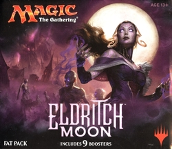 MAGIC THE GATHERING -  FAT PACK (ANGLAIS) -  ELDRITCH MOON
