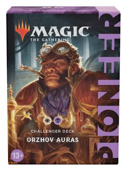 MAGIC THE GATHERING -  ORZHOV AURAS (ANGLAIS) -  PIONEER CHALLENGER DECK 2021