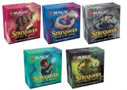 MAGIC THE GATHERING -  PACK DE PRERELEASE - BUNDLE -  STRIXHAVEN SCHOOL OF MAGES