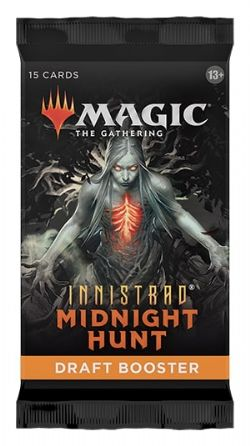 MAGIC THE GATHERING -  PAQUET BOOSTER DRAFT (P15/B36/C6) (ANGLAIS) -  INNISTRAD MIDNIGHT HUNT