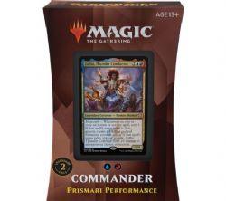 MAGIC THE GATHERING -  PRISMARI PERFORMANCE - COMMANDER DECK (ANGLAIS) -  STRIXHAVEN SCHOOL OF MAGES