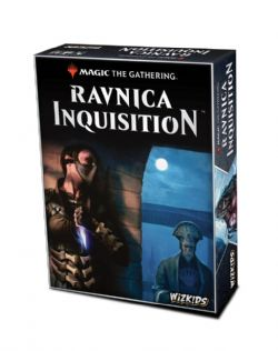 MAGIC THE GATHERING -  RAVNICA INQUISITION (ANGLAIS)