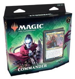 MAGIC THE GATHERING -  SNEAK ATTACK - COMMANDER DECK (ANGLAIS) -  ZENDIKAR RISING
