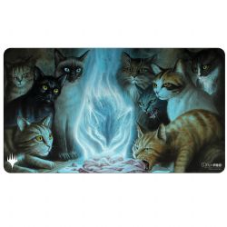 MAGIC THE GATHERING -  SURFACE DE JEU - CAN'T STAY AWAY (60 X 33 CM) -  INNISTRAD MIDNIGHT HUNT
