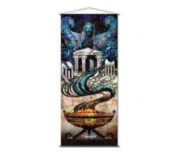 MAGIC THE GATHERING -  THEROS BEYOND DEATH - MEDOMAIS PROPHECY WALLSCROLL (41 X 95 CM)
