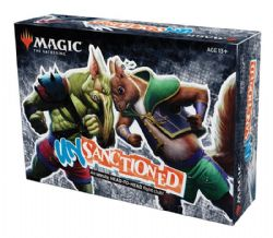 MAGIC THE GATHERING -  UNSANCTIONED (ANGLAIS)