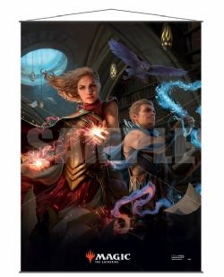MAGIC THE GATHERING -  WILL AND ROWAN - BANNIÈRE -40 X 92 -  STRIXHAVEN SCHOOL OF MAGES
