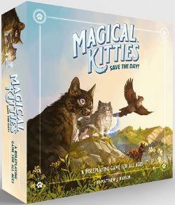 MAGICAL KITTIES SAVE THE DAY! -  JEU DE BASE (ANGLAIS)