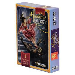 MAIDEN'S QUEST (ANGLAIS)