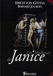 MALHEURS DE JANICE, LES -  INTÉGRALE -02-