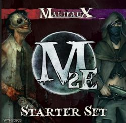 MALIFAUX -  SECOND EDITION - STARTER SET (ANGLAIS)