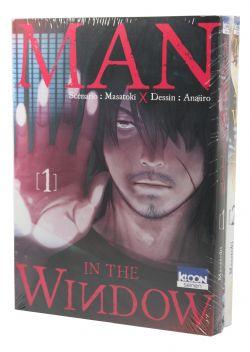 MAN IN THE WINDOW -  USAGÉ - BUNDLE TOMES 1 ET 2 (V.F.) 01