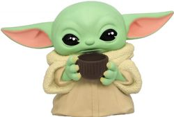 MANDALORIAN -  TIRELIRE THE CHILD WITH CUP