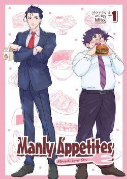 MANLY APPETITES: MINEGISHI LOVES OTSU -  (V.A.) 01