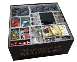 MANSIONS OF MADNESS -  INSERTION DE LA DEUXIÈME ÉDITION   -  FOLDED SPACE