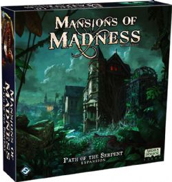 MANSIONS OF MADNESS -  PATH OF THE SERPENT (ANGLAIS)