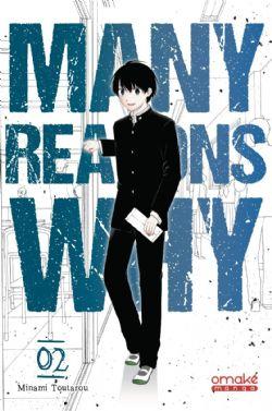MANY REASONS WHY -  (V.F.) 02