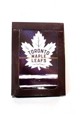 MAPLE LEAFS DE TORONTO -  CARTES À JOUER