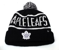 MAPLE LEAFS DE TORONTO -  TUQUE À POMPOM