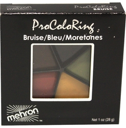 MAQUILLAGE EFFETS SPECIAUX -  PROCOLORING - BRUISE