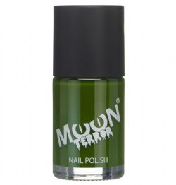 MAQUILLAGE -  VERNIS À ONGLE - VERT ZOMBIE -  MOON TERROR