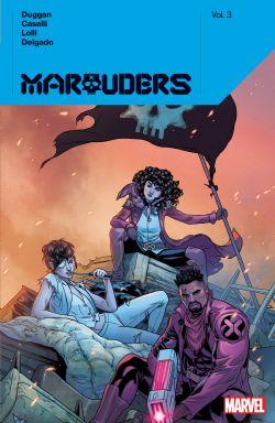 MARAUDERS -  MARAUDERS TP 03