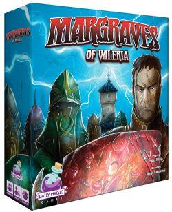 MARGRAVES OF VALERIA (ANGLAIS)