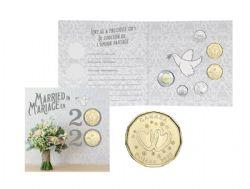 MARIAGES -  ENSEMBLE CADEAU POUR MARIAGE 2020 -  PIÈCES DU CANADA 2020 17