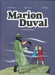 MARION DUVAL -  LE MYSTÈRE DE L'ANKOU 26